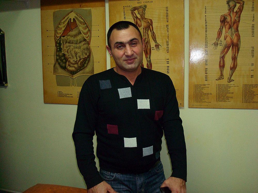 Массажист батайск